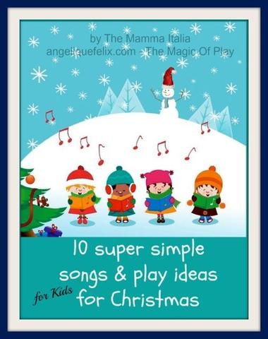 Short Christmas Play.Super Simple Kids Songs And Play Activities For Christmas