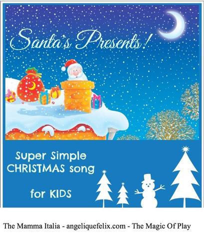 Super Simple Kids Songs and Play activities for Christmas   Teacher Angie LECCO